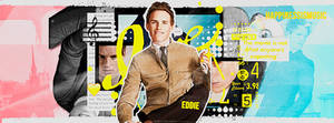 Eddie Redmayne portada