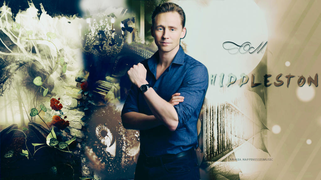 Tom Hiddleston Wallpaper 11 By HappinessIsMusic On DeviantArt