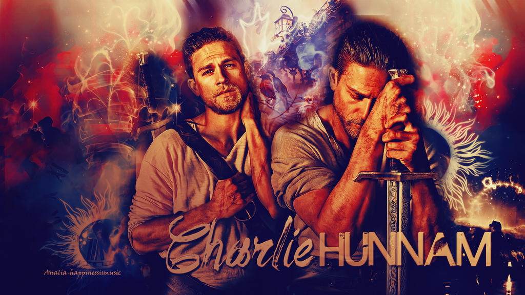 Charlie Hunnam Wallpaper 01 By Happinessismusic On Deviantart