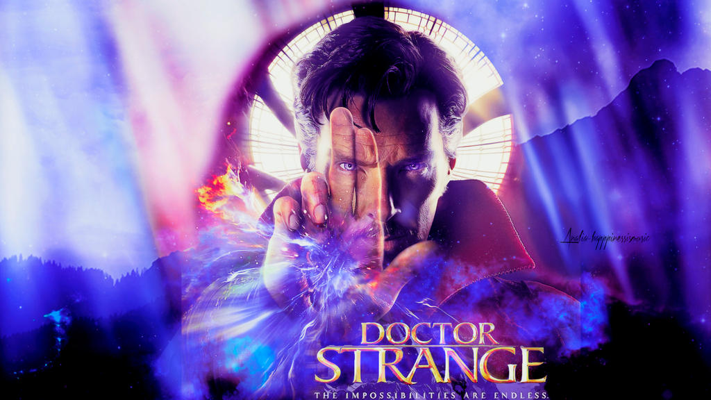 Doctor Strange Wallpaper 02 By Happinessismusic On Deviantart