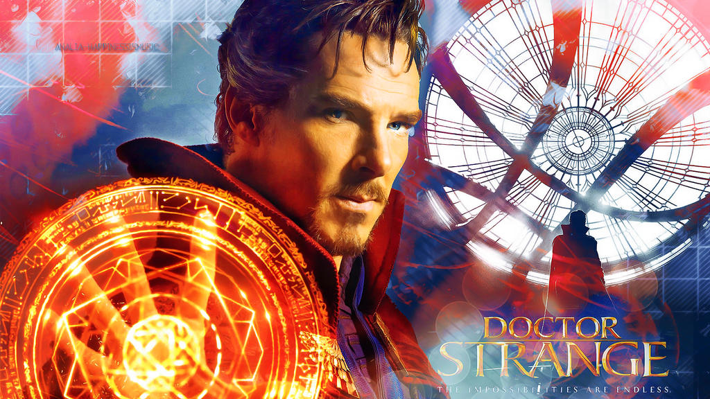 Doctor Strange Wallpaper 03 By Happinessismusic On Deviantart