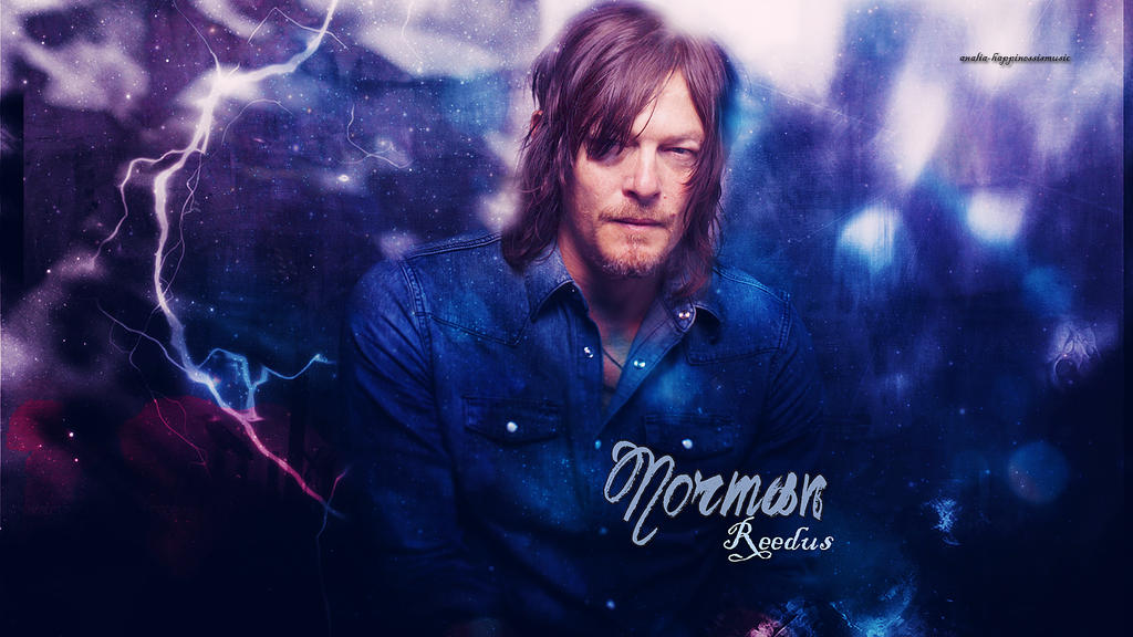 Norman Reedus Wallpaper 06 By HappinessIsMusic