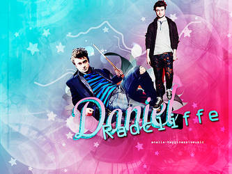 Daniel Radcliffe blend 31 by HappinessIsMusic