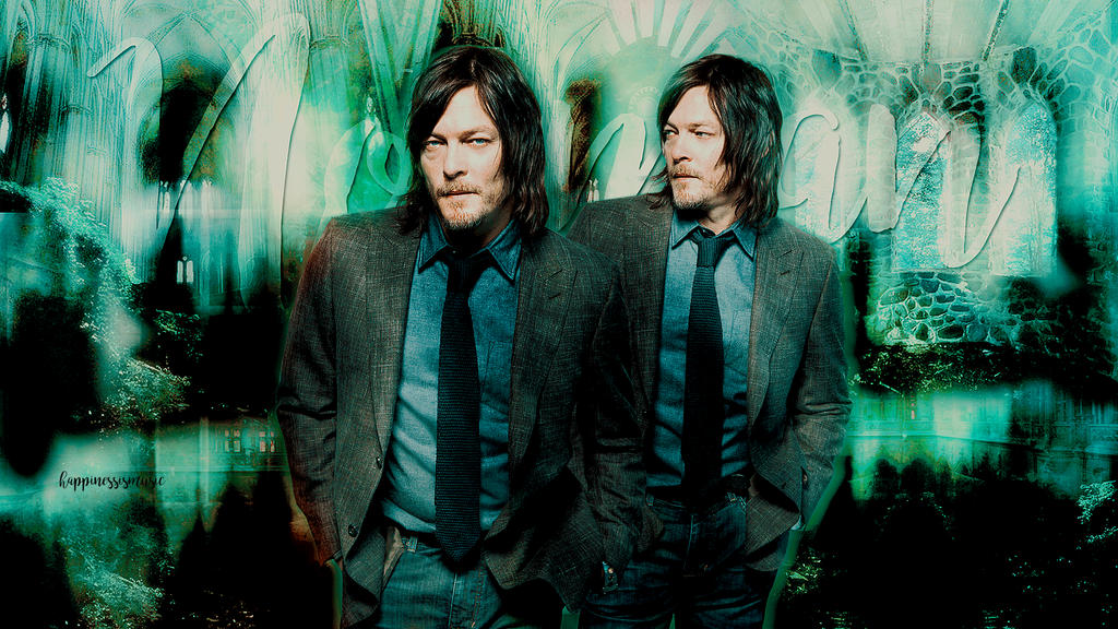 Norman Reedus Wallpaper 05 By HappinessIsMusic