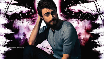 Daniel Radcliffe wallpaper 11 by HappinessIsMusic