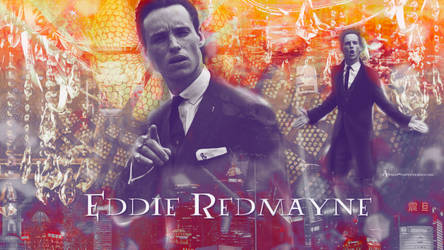 Eddie Redmayne wallpaper 43 by HappinessIsMusic