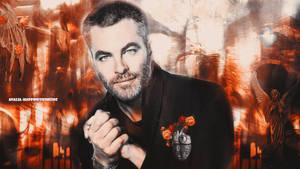 Chris Pine wallpaper 08