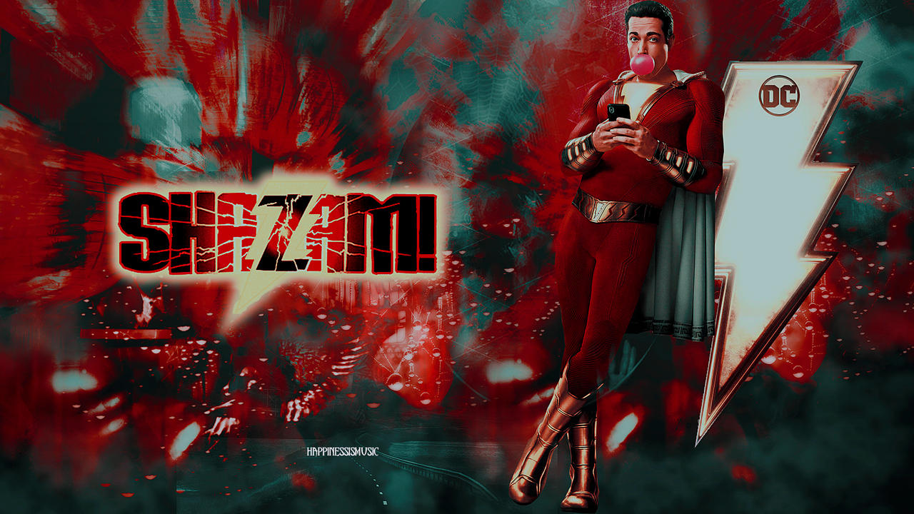 Shazam Wallpaper 2 By Happinessismusic On Deviantart