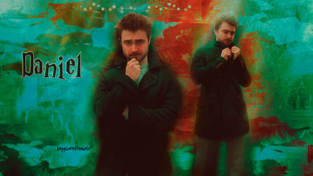 Daniel Radcliffe wallpaper 15 by HappinessIsMusic