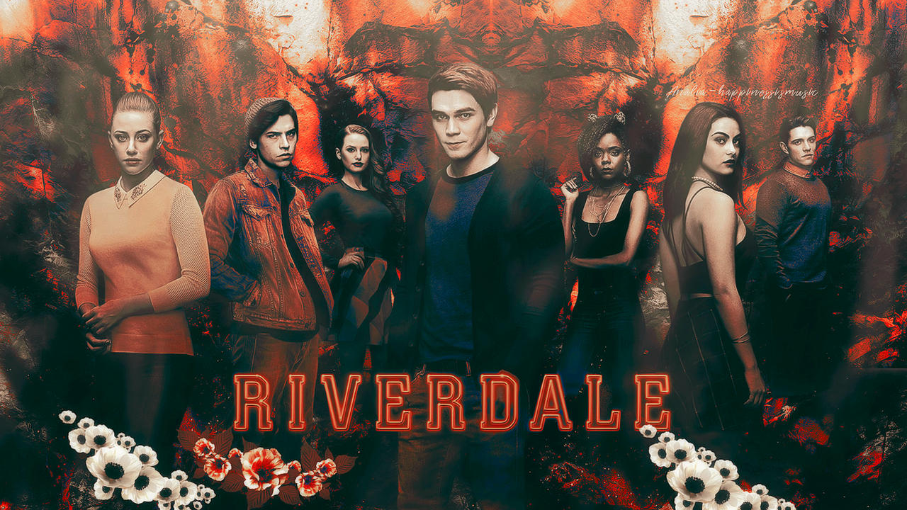 Riverdale Wallpaper Wall Giftwatches Co