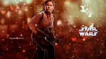 Rose Tico wallpaper by HappinessIsMusic