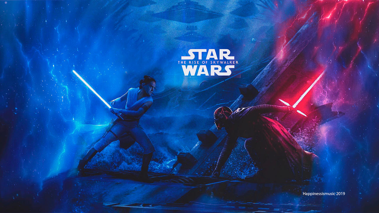 Star Wars The Rise Of Skywalker Wallpaper 2 By Happinessismusic On