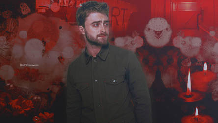 Daniel Radcliffe wallpaper 17 by HappinessIsMusic