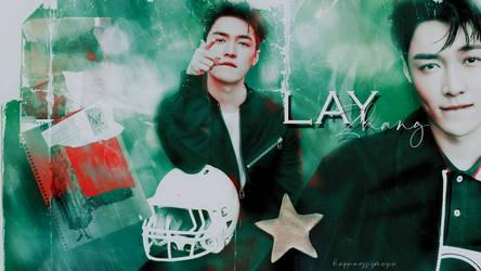 Lay Zhang wallpaper 12