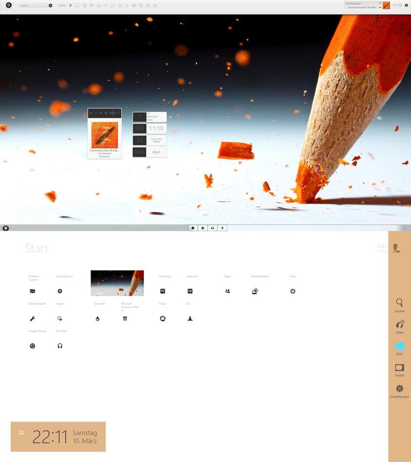 Pimp My Desktop Part 22 by Joergermeister