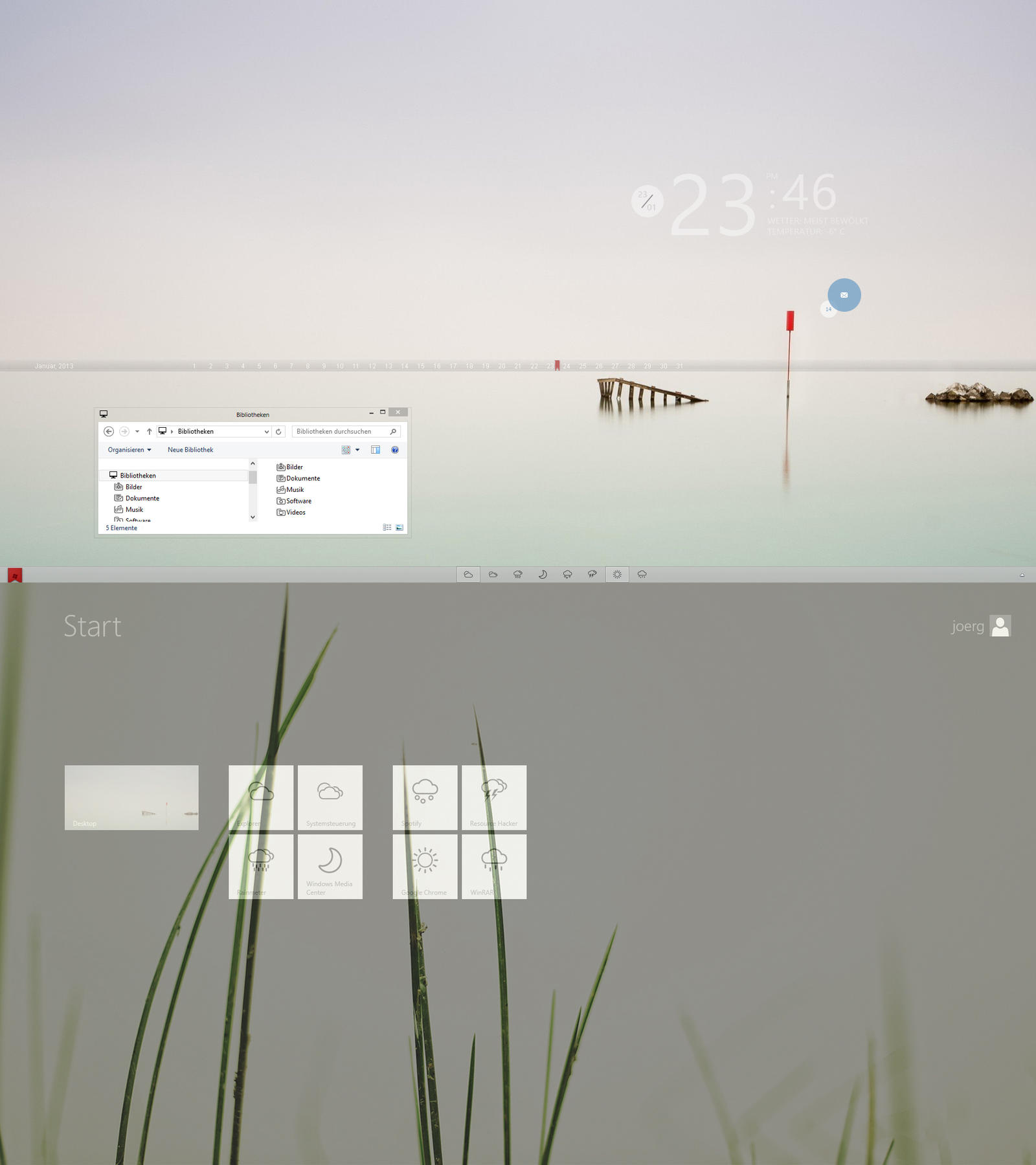 Pimp My Desktop Part 36 by Joergermeister
