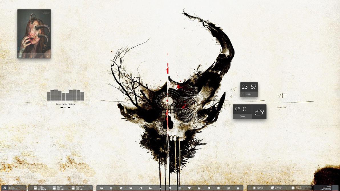 Pimp My Desktop Part 61 by Joergermeister