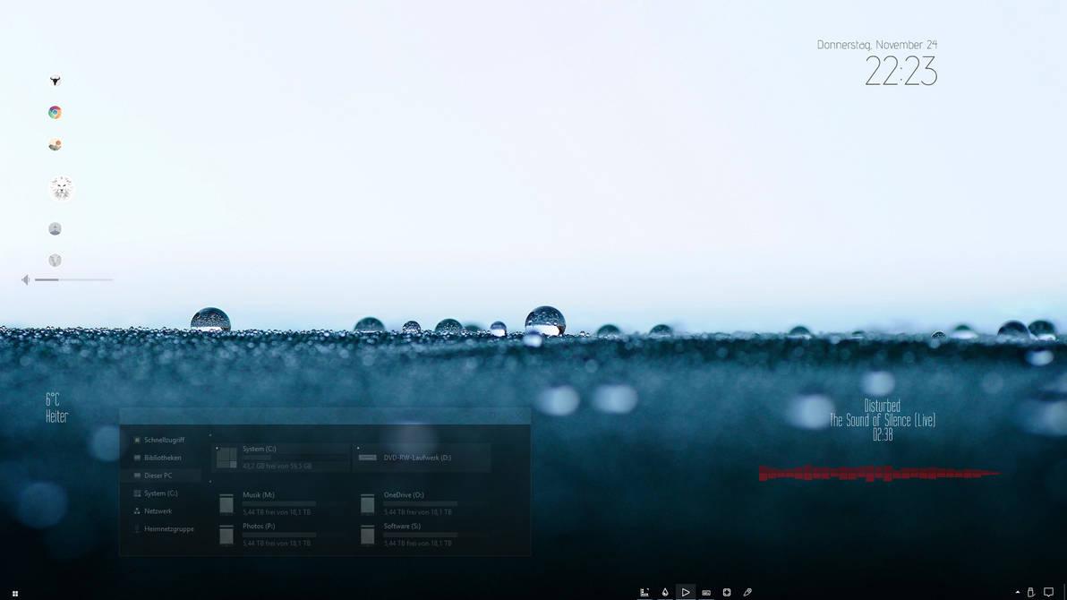 Pimp My Desktop Part 71 by Joergermeister