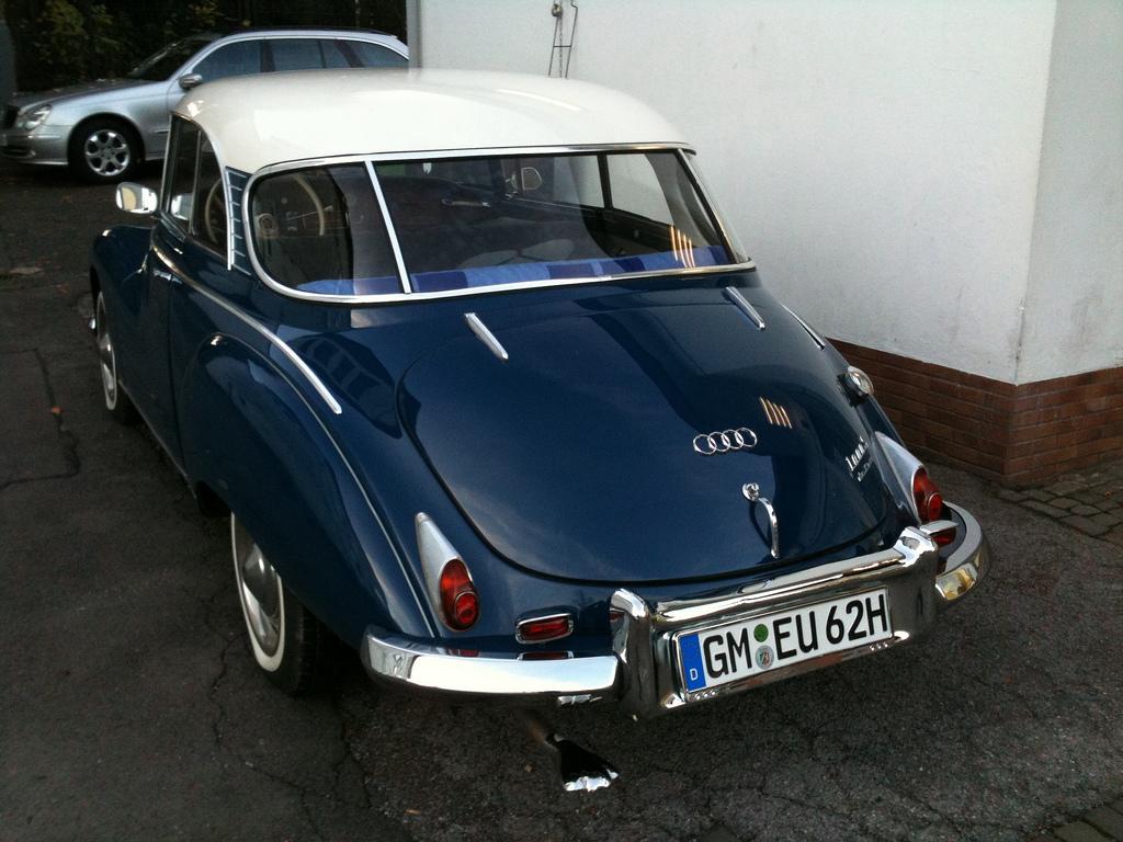 Auto Union 1000 S (1960) 3/4