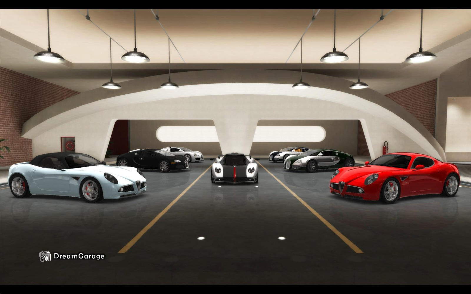 The perfect dream garage by happyluy on deviantart for Garage credit auto 0