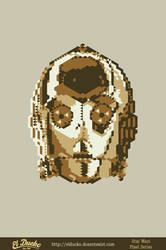 C-3PO by blissard