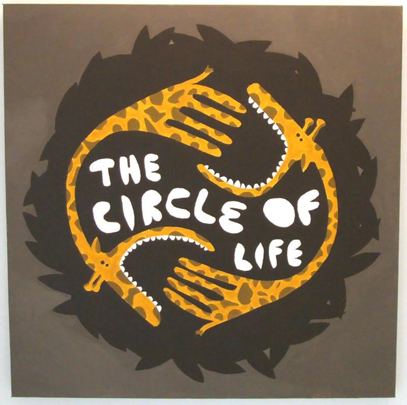Circle of Life: Painting