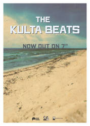 The Kulta Beats Release Poster by blissard