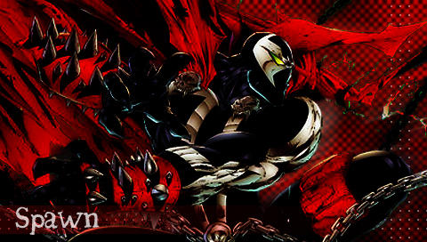 Spawn PSP Wallpaper By 13th Company