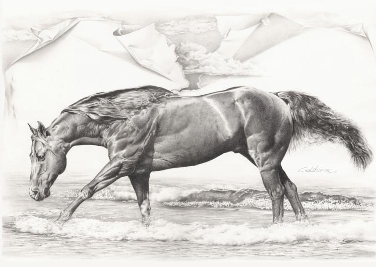 Horse Final by CaldeiraSP