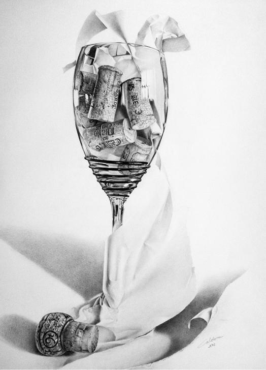 goblet by CaldeiraSP