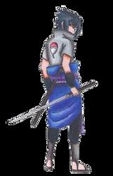 Fan Art of my favorite Anime character by ZasukeHakai