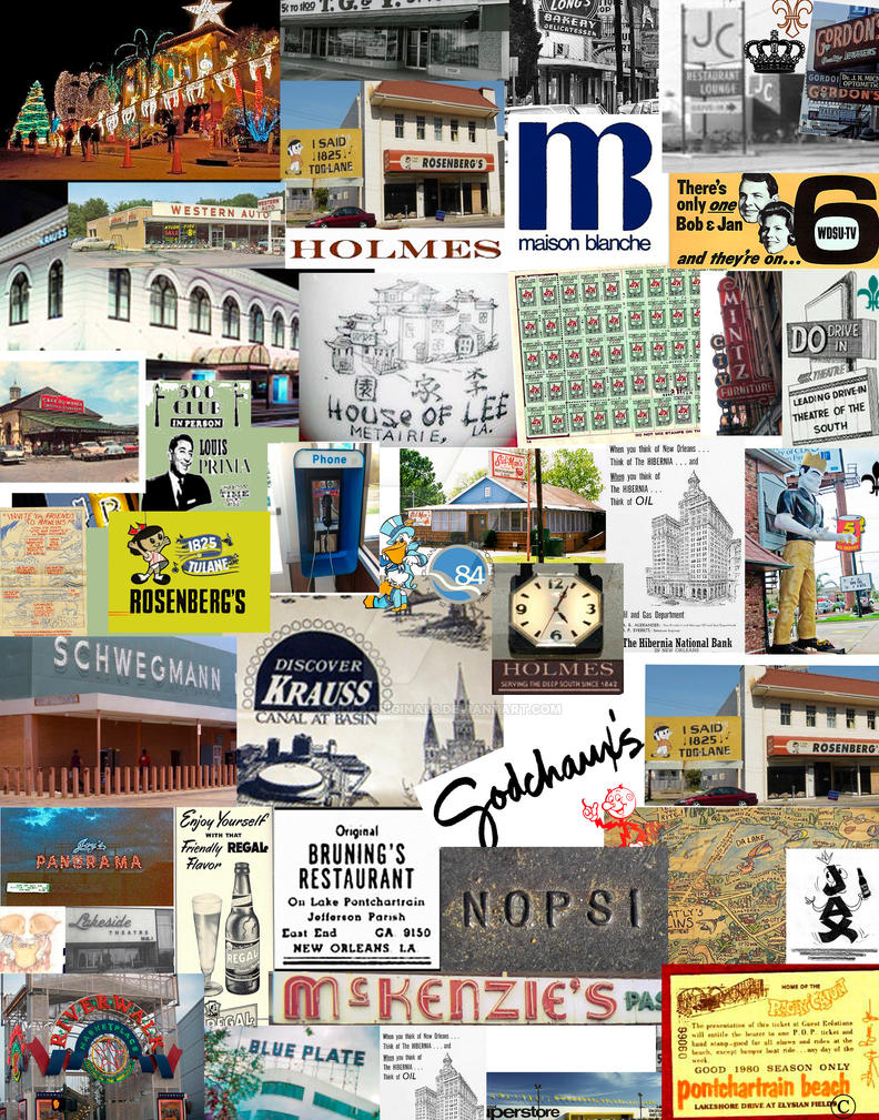 New orleans stores past by nolaoriginals on deviantart for Craft store new orleans