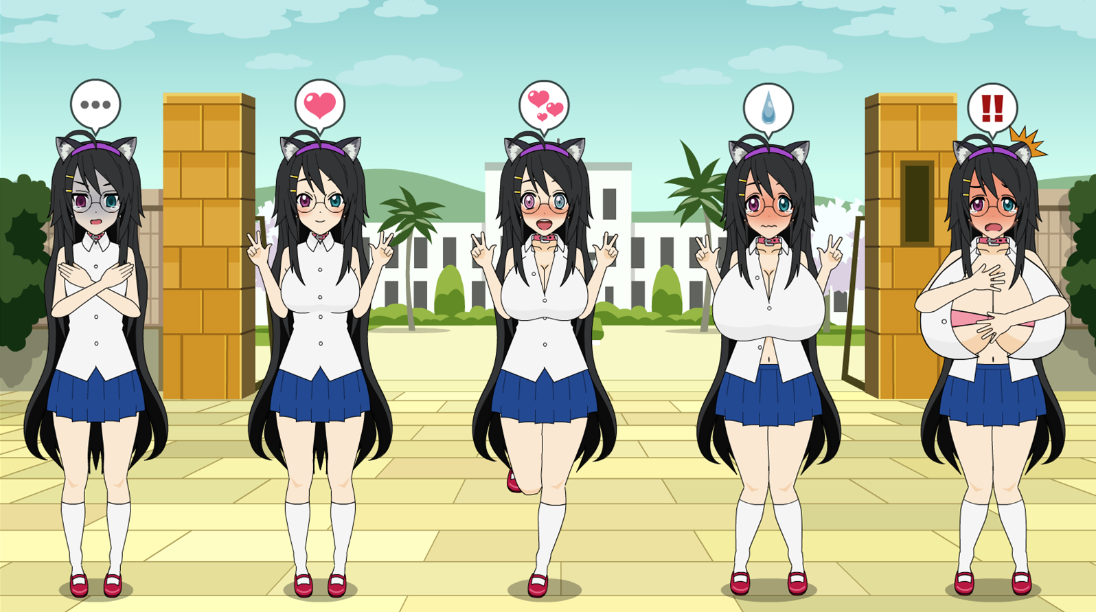 Anime Girl Growth minami growth spurtthe-god-of-hell on deviantart