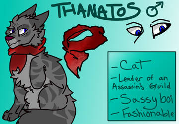 Thanatos Reference Sheet by Knighteyes123