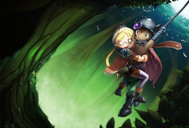 Made in Abyss by Blakstorm78