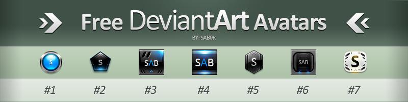 Free DevArt Avatars