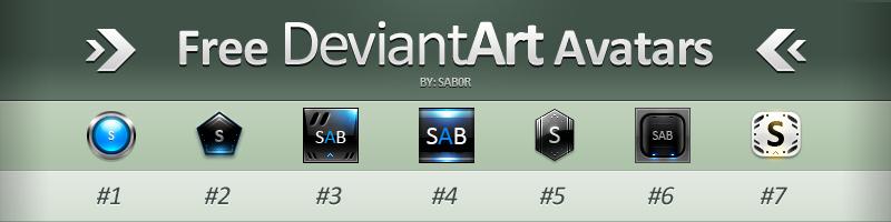 Free DevArt Avatars by Sab0r