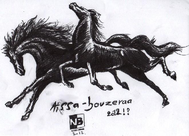 karikatur by aissa23