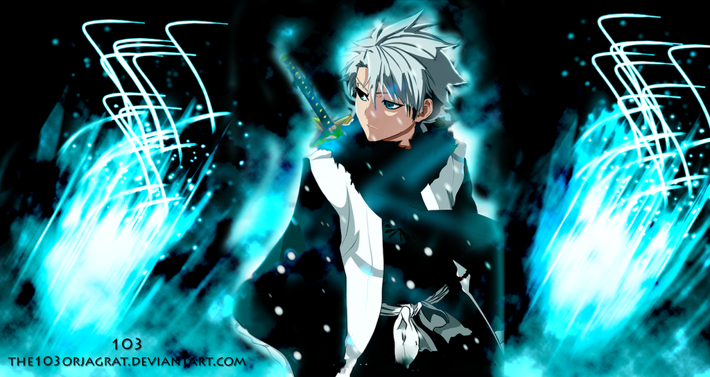 Toushiro Hitsugaya Wallpaper By The 103