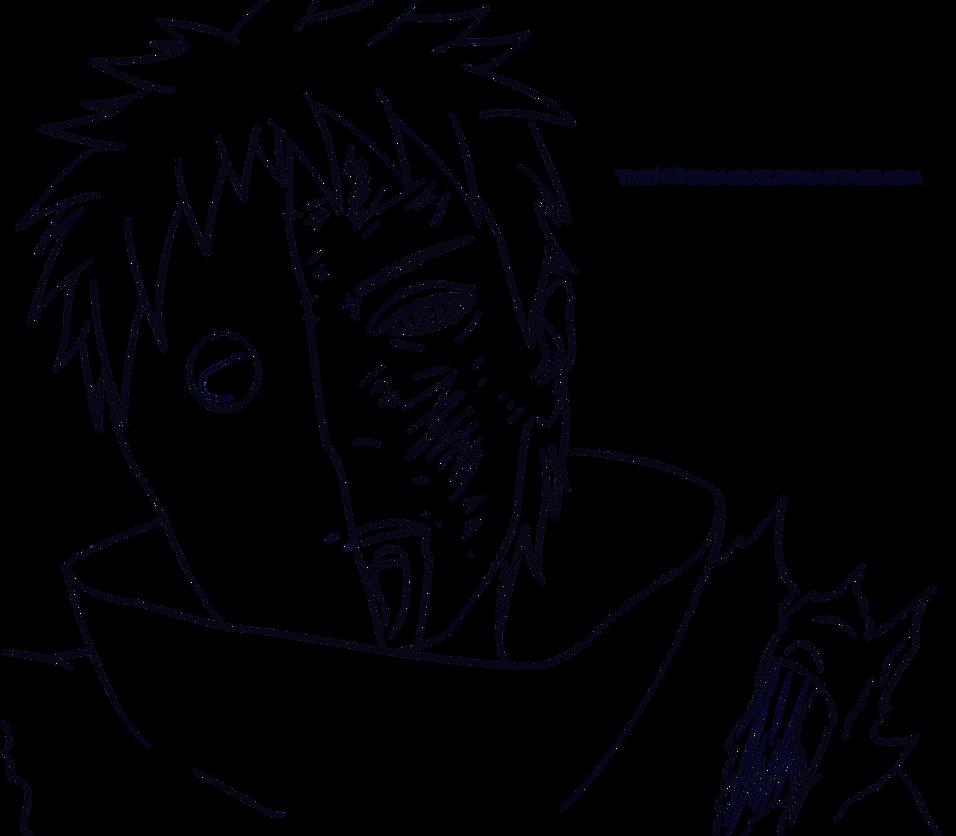 Naruto 637 Obito by SandStormzex