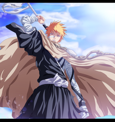 Ichigo - Epic Bleach Moment by The-103