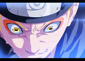 Naruto 642 - Sage mode strikes back by The-103