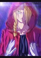 Fullmetal Alchemist Brotherhood - Edward Elric by The-103