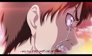 Eren - Shingeki no Kyojin (Attack on Titan)