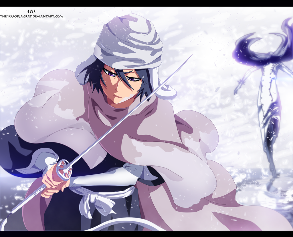Bleach 567 - Rukia by the103orjagrat
