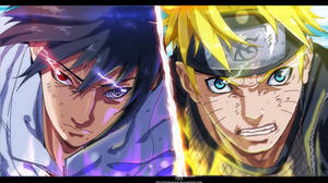 Naruto vs Sasuke final fight