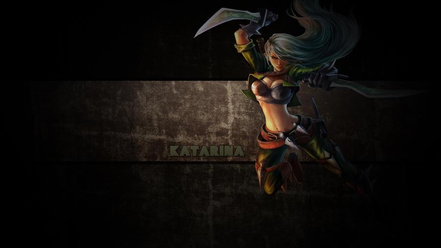 league of legends - katarina by Mordokai