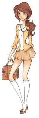 disney highschool: Belle