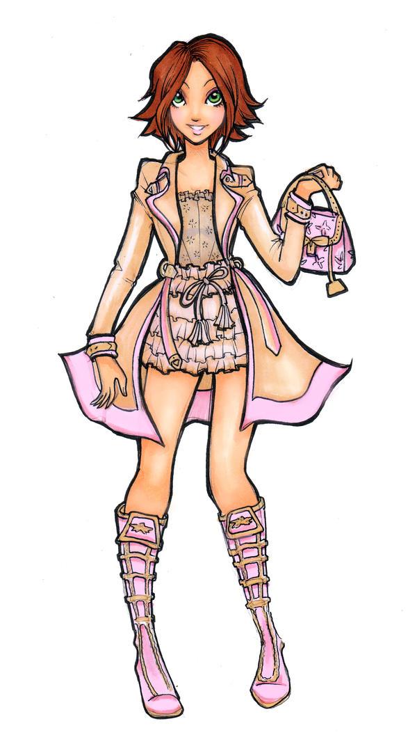 Rapunzel by Nina-D-Lux