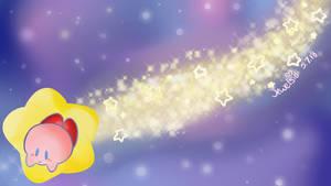 Shooting (Warp) Star by jewelsio